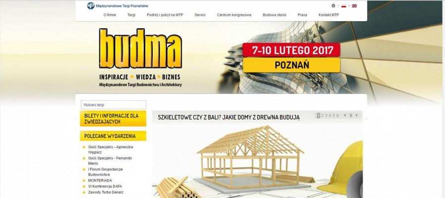 Wyjazd techniczny do Poznania na Targi BUDMA 2017